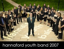 Hannaford Youth Band