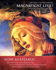 Magnificat LIVE poster