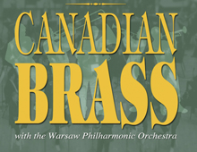 Canadian Brass with Orchestra